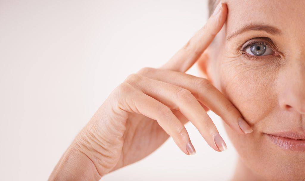 ThermiSmooth Face is a non-invasive treatment using radiofrequency energy to smooth wrinkles and tighten skin.