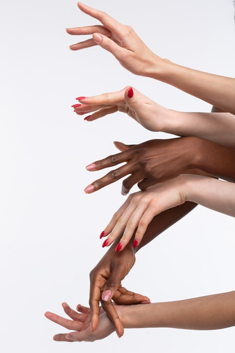 Hands: Just one of the unique areas for facial fillers.