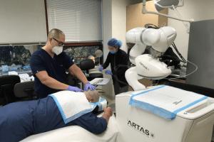 ARTAS iX Robotic Hair Restoration